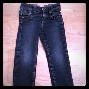 Burberry boy's jeans, 2Y